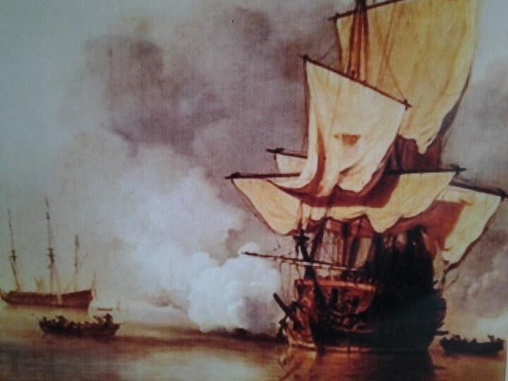 Portuguese's ship