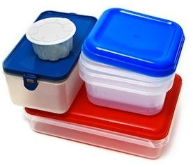 How plastic food containers could be making you fat, infertile and sick.....must switch to GLASS...