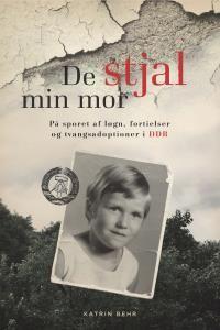 Cover til bogen De stjal min mor