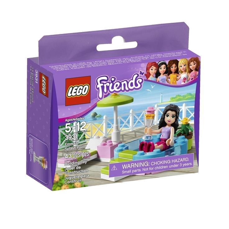 Lego Beach House Walmart: 17 Best Ideas About Lego For Girls On Pinterest