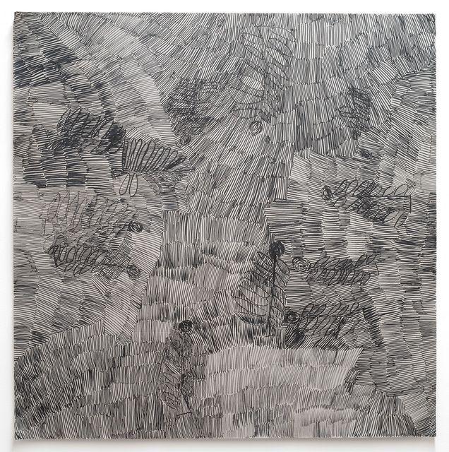 Nyapanyapa Yunupingu, 'Dharpa Malany,' 2014, Roslyn Oxley9 Gallery