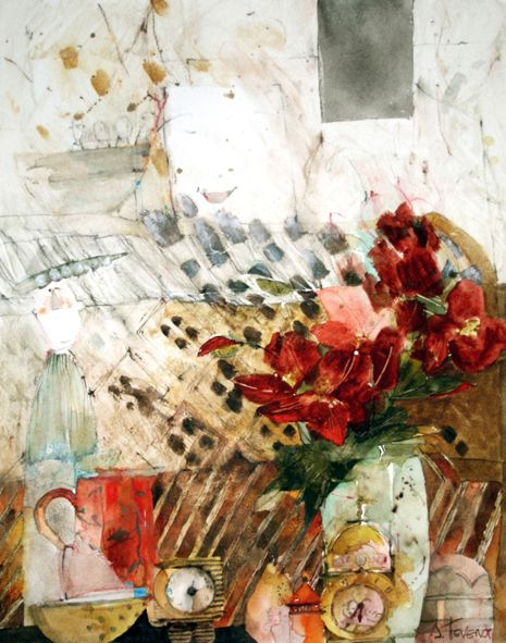 Shirley Trevena,The Orange Street Gallery  one of my favourite artists
