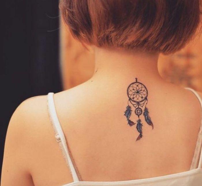 1001 Idees De Tatouage Attrape Reve Symbolique Tattoo