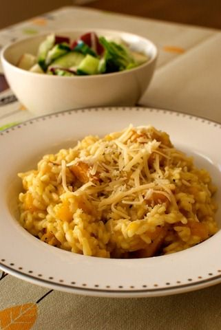 Roasted Butternut Squash Risotto   Slimming Eats - Slimming World Recipes