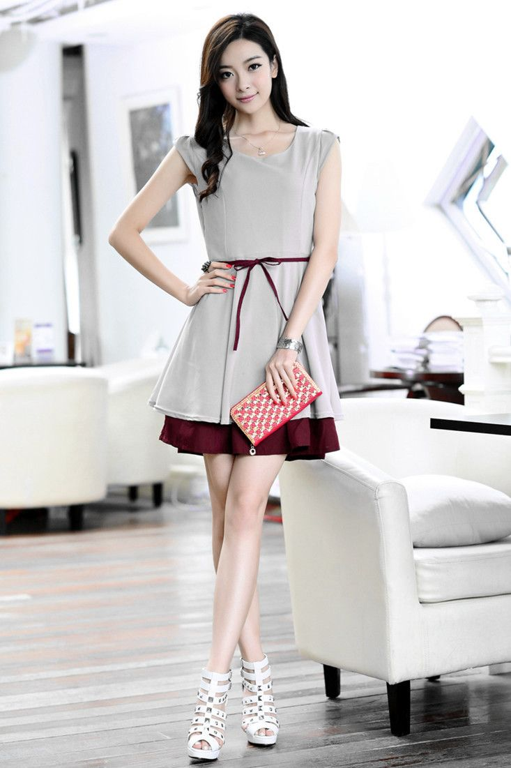 Elegant Korean Women Dress 2014 With Wonderful Picture In Germany U2013 Playzoa.com