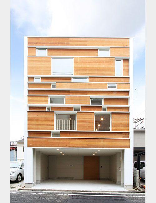 The 25+ best Japan small house ideas on Pinterest | Small modern ...