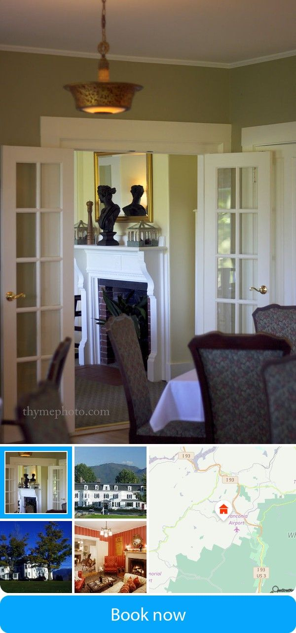 Sunset Hill House (Sugar Hill, USA) – Book this hotel at the cheapest price on sefibo.