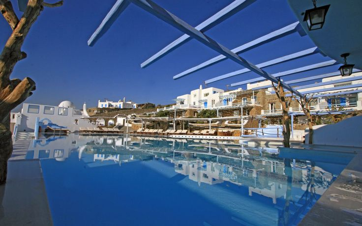 Mykonos Star hotel is situated in Aghios Sostis, one of the most beautiful areas of Mykonos, on the north side of the island!