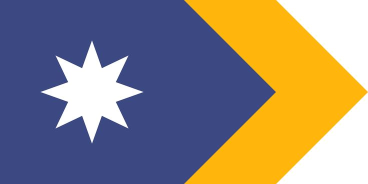 Australian flag proposal _ The Unity Flag _ Murray Bunton (2016)