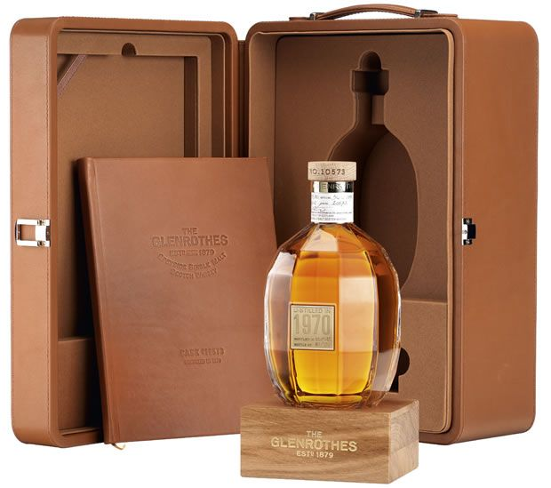 The Glenrothes Extraordinary Collection, la ambrosía de los amantes del buen whisky
