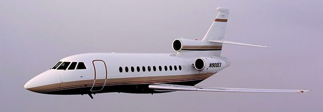 Dassault Aviation completes certifications of FANS 1/A+ for its Falcon 900A/B and 900C/EX aircraft
