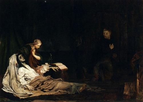 Matthijs Maris, The Return of the Prodigal Son, 1859.