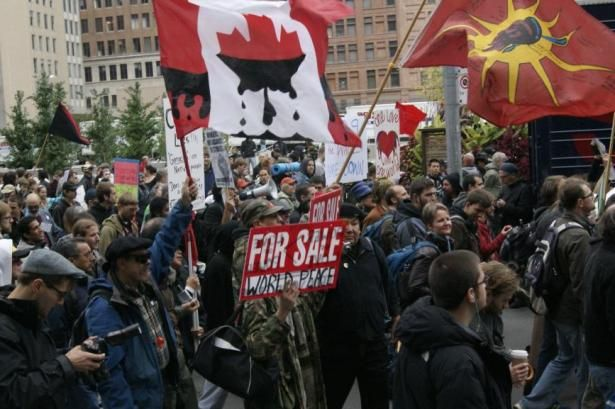 Provided news and photography coverage of Occupy Toronto protests.