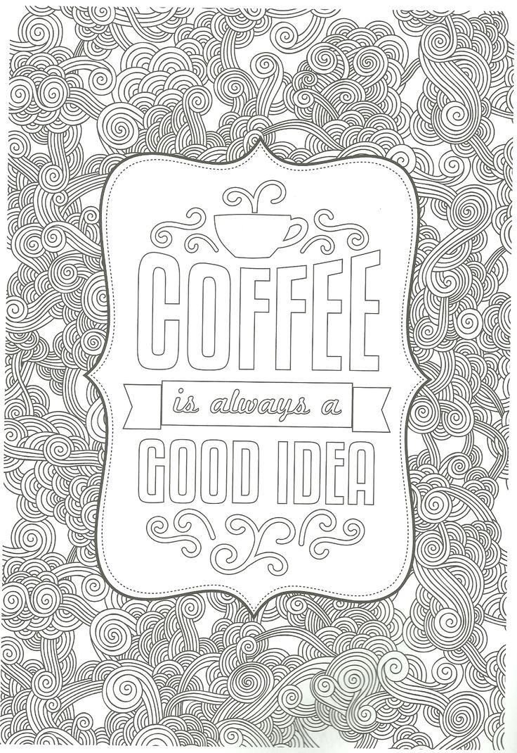 Un café est toujours une bonne idée