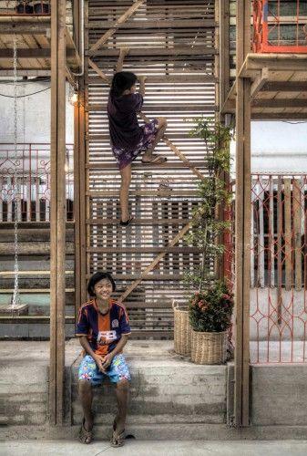 Klong Toey Community Lantern (Thailandia) / TYIN Tegnestue Architects