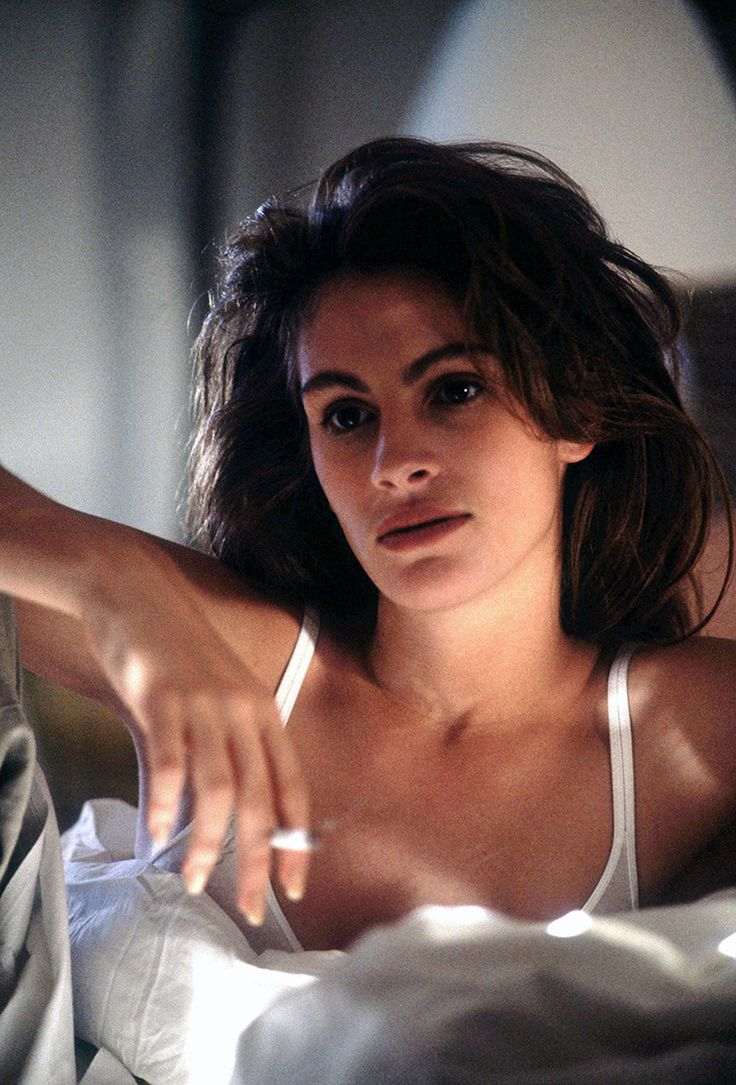 Julia Roberts 1992 Celebrities Julia Roberts Chad