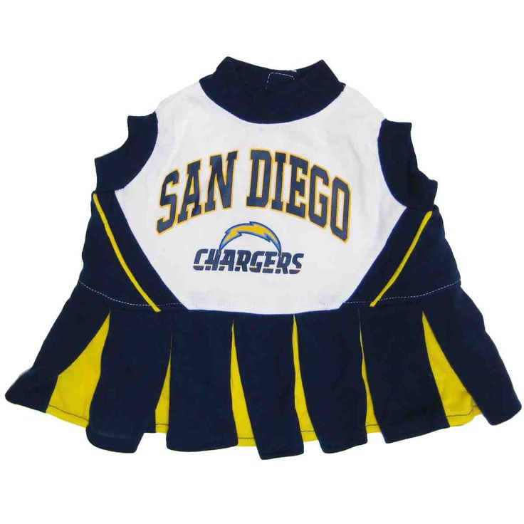 San Diego Chargers Dog Collar: Best 25+ Cheerleading Outfits Ideas On Pinterest