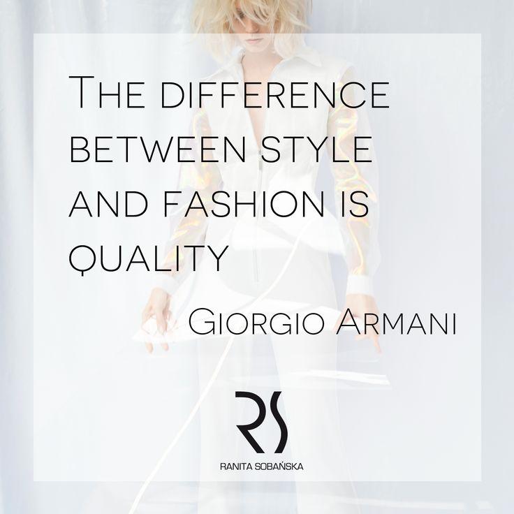 #ranitasobanska #fashion #inspirations #quotes