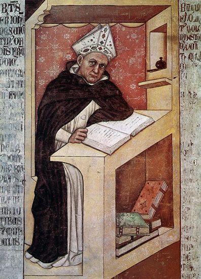History of Art: Gothic Art-Tommaso da Modena