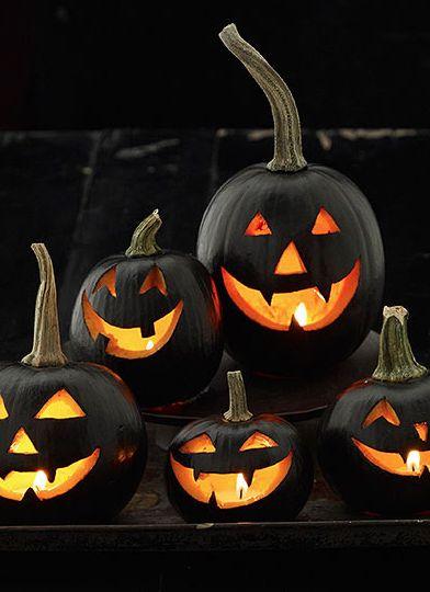 106 best Halloween Pumpkins images on Pinterest Halloween - how to make pumpkin decorations for halloween
