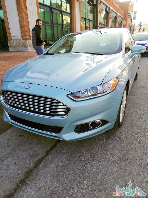 Test Drive: Ford Fusion on the Road in Detroit @Ford Motor Company #FordNAIAS | MiscFinds4u ad