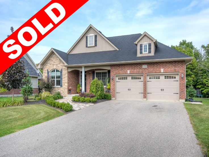 SOLD! -  12 Blossom Ridge, New Sarum Ontario -  http://www.LondonOntarioRealEstate.com -  #Sold #RealEstate near #London by #Realtor