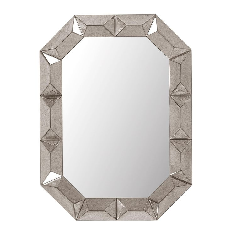 Romano Wall Mirror, Antique Mirror - Bungalow 5