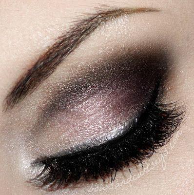 Bride Makeup 2nd part.Holiday Makeup, Eye Makeup, Eye Shadows, Brides Makeup, Beautiful, Purple Eyeshadow, Eyeshadows, Smokey Eye, Brides Hairstyles