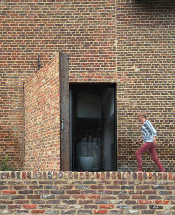 GP practice by LensAss architecten, via Behance