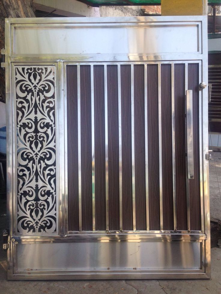 23 Best Stainless Steel Gates Images On Pinterest