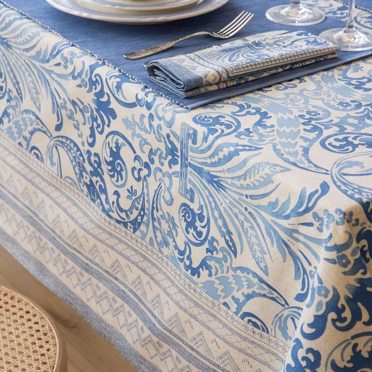 特別な日に!食卓の雰囲気作りにおすすめのおしゃれなテーブルクロス ... 出典:http://static.zarahome.net. おしゃれなテーブルクロスZARA ...