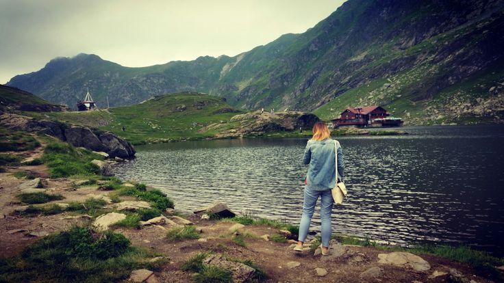 Balea Lac. Romania