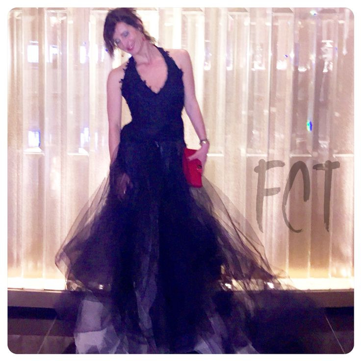 #Fashionaid16 dress by @judithpenakcouture http://www.frenchictouch.com