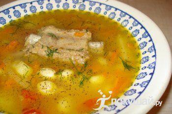 Итальянская кухня суп пюре с шампиньенами