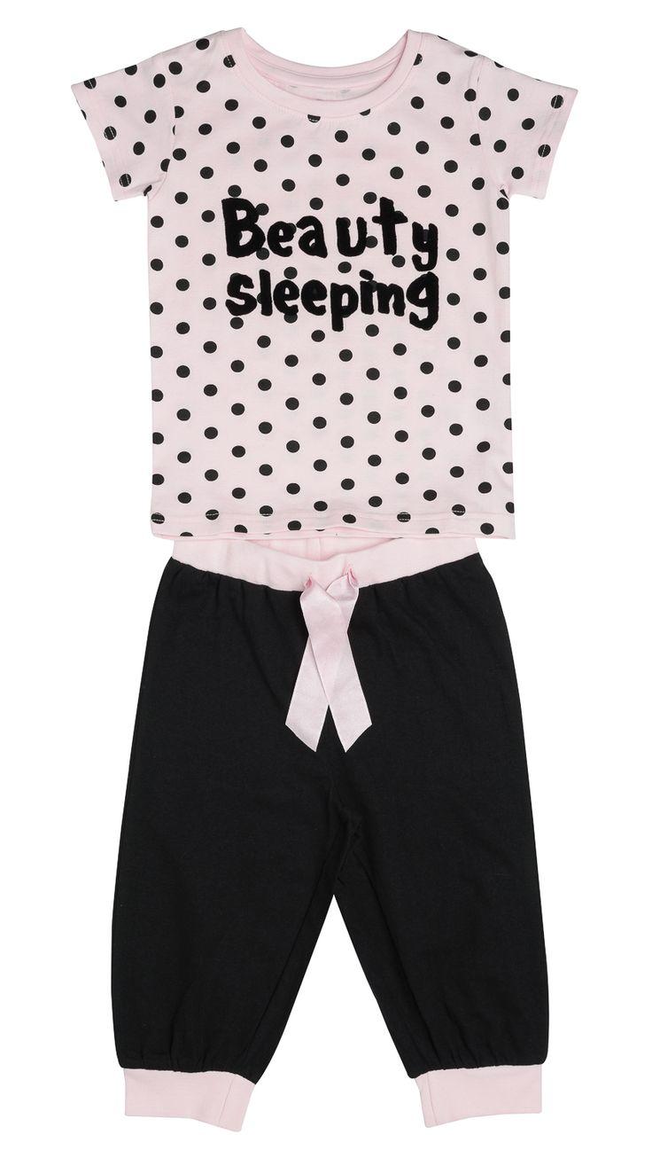 Girl's pyjama set