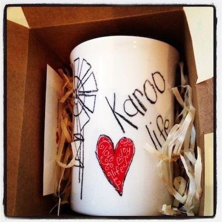 Karoo life mug