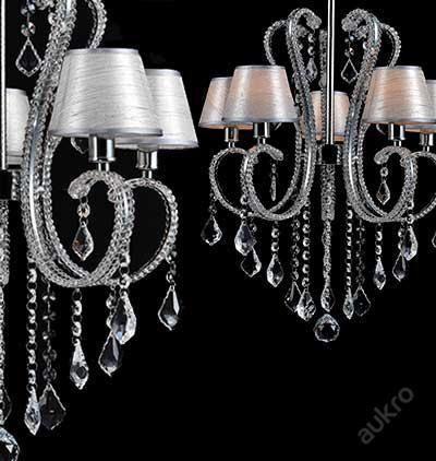 Orseo CARMEN - crystal odstín lustr stropní svítid