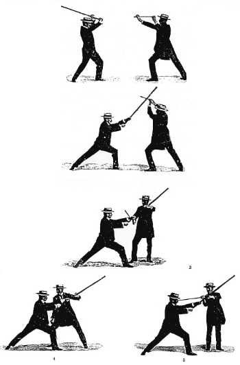 The walking-stick method of self-defense – a guide originally published in London, 1923.