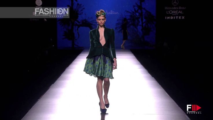 """FRANCIS MONTESINOS"" MB Madrid Fashion Week Full Show HD Fall Winter 201...2.014... best madrid fashion  INSPIRATION..LAGO MAGGIORE.. PAVOS REALES INDIA... VERDE..SOFT..SEDA CALIDEZ..CLIMA ITALY ..MILANO..SOBRIEDAD Y CREATIVIDAD..ORIGINALIDAD INSPIRATION"