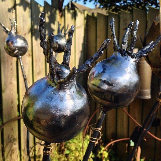 Iron art // Gamla Bryggeriet