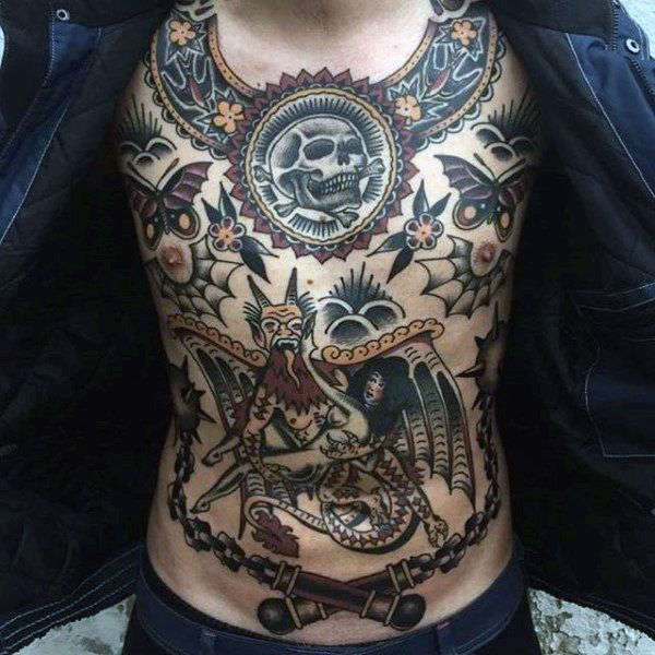 17 best images about american traditional tattoo on for American traditional tiger tattoo