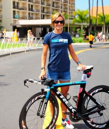 Kona Age-Grouper Bikes and Pros At Bike Check-In: From Triathlete magazine