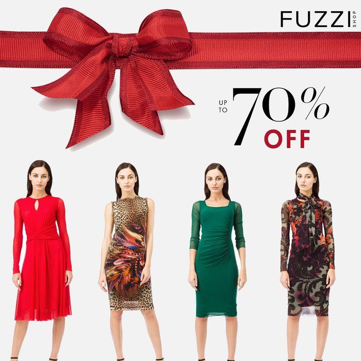 """WWW.FUZZISHOP.COM""""  resi e spedizioni gratuite - free shipping and free returns Speciale Natale. Regalati un abito da favola, scegli tra fantastiche occasioni che da oggi trovi su www.fuzzishop.com - - acquista un dono speciale per chi hai nel cuore ! """"Christmas Special. Give yourself the gift of a fabulous dress, select from fantastic deals on www.fuzzishop.com - buy a Special Gift for your beloved ! #fuzzi #fuzzishop #tulle #christmasgift #shoppingonline #dress #ootd #outfit #fashin…"""