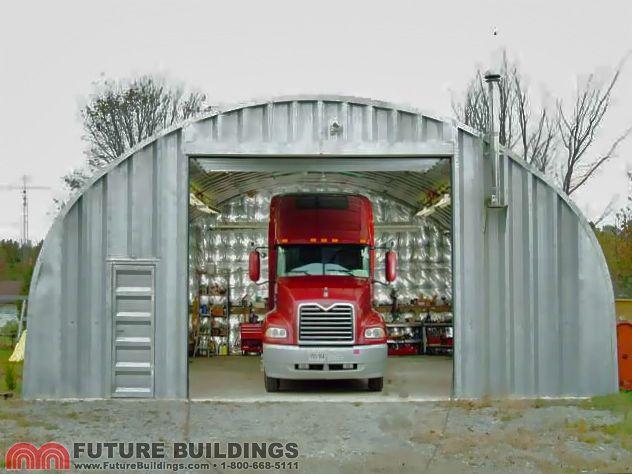 """S"" Style Steel Building   Future Buildings"
