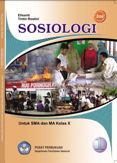 Download Buku Siswa KTSP SMA Kelas 10 Mata Pelajaran Sosiologi 1