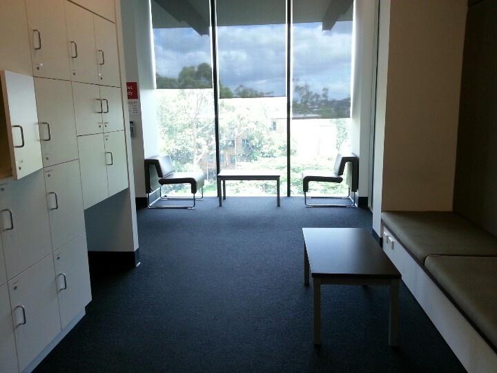 Undergraduate graduates lounge in biological science library level 4