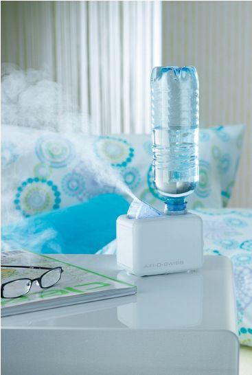 I always travel with a portable humidifier - hotel rooms are always so dry! http://rstyle.me/n/wmzg9nyg6