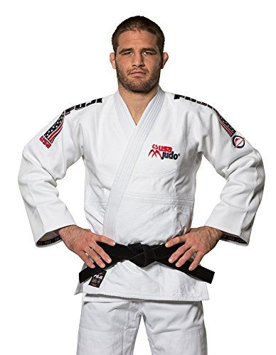 The USA Judo Gi made by FUJI Sports is for every American Judoka who wishes to train and compete in comfort while representing the United States in style. Each gi features the official USA Judo logo...