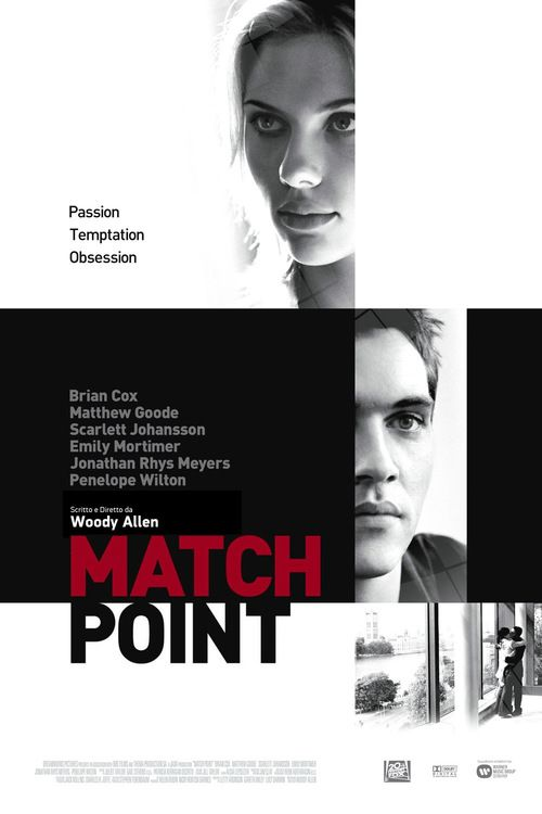 Match Point Full Movie Online 2005