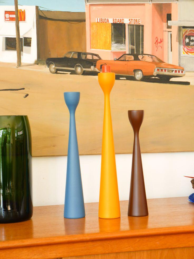 Candleholder Rolf, scandinavian design